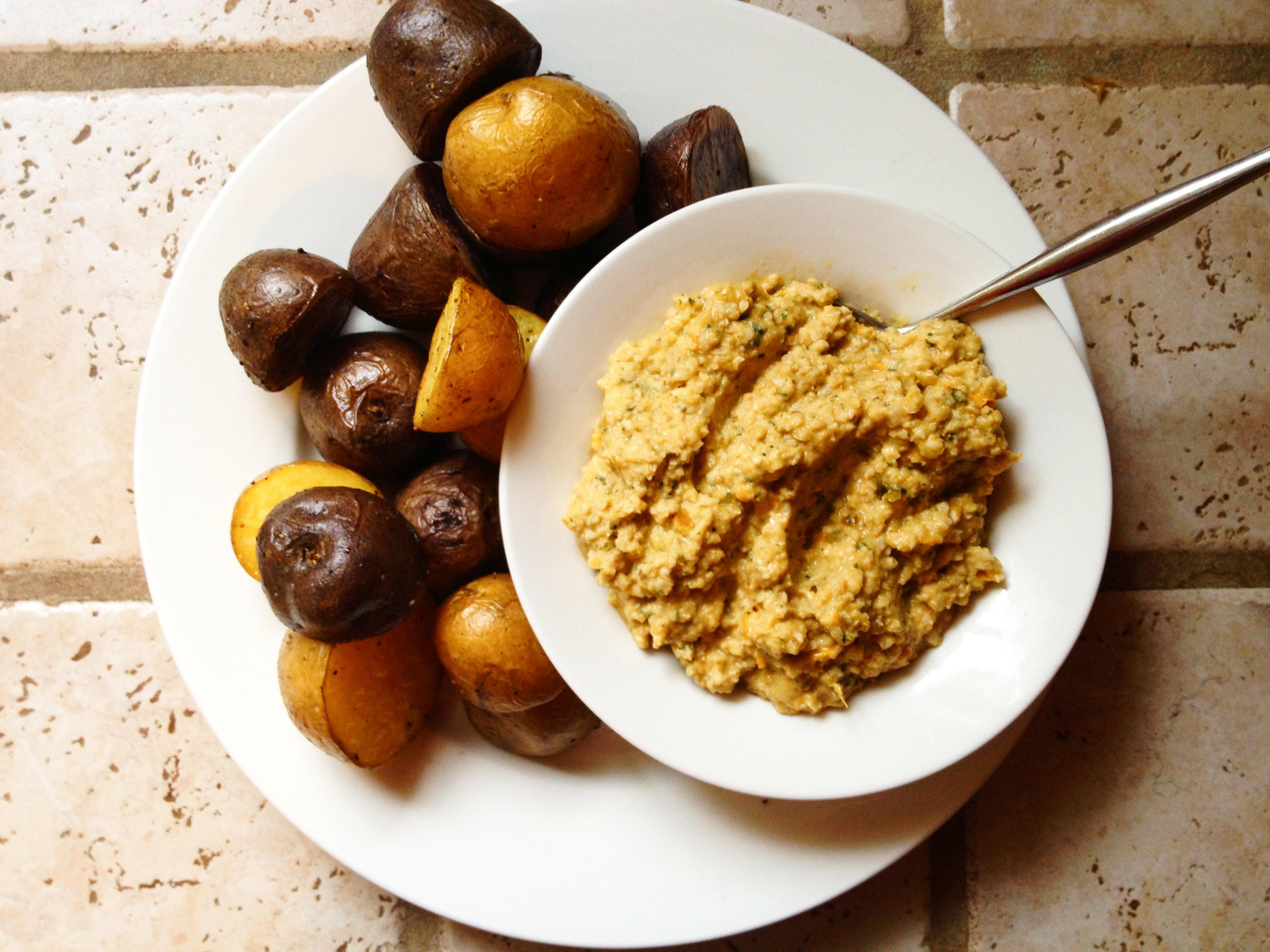 ... romesco sauce lemon and romesco sauce halibut hazelnuts hazelnut